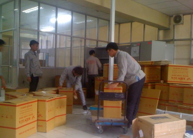 Công Ty Dịch vụ chuyển nhà Hà Nội