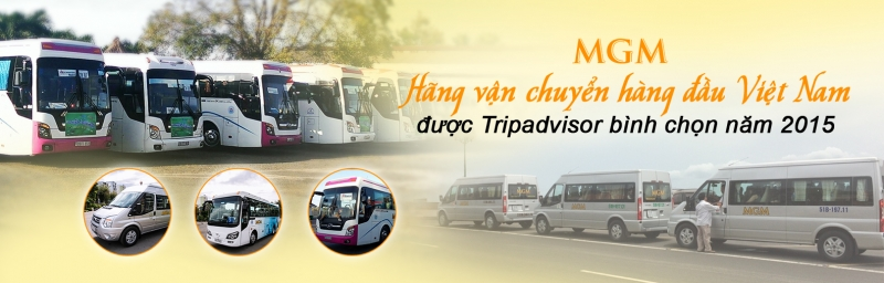 Dịch vụ cho thuê xe du lịch MGM Việt Nam
