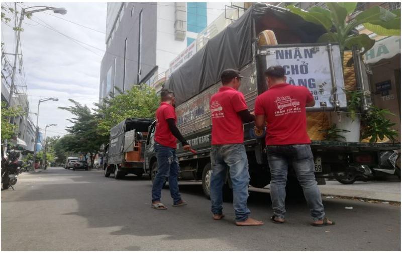 Dịch vụ cho thuê xe tải Thần tài