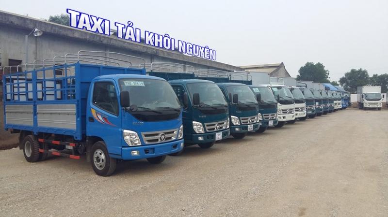 Dịch vụ chuyển nhà Khôi Nguyên