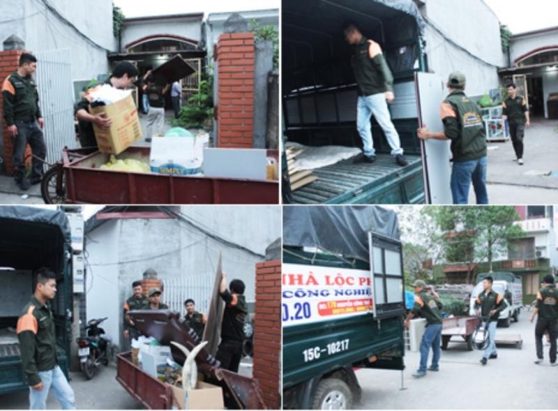 Lộc Phát - dịch vụ chuyển nhà trọn gói uy tín và chất lượng nhất tại Hải Phòng