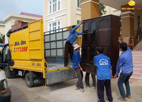 Taxi Én Vàng - dịch vụ chuyển nhà trọn gói uy tín và chất lượng nhất tại Hải Phòng