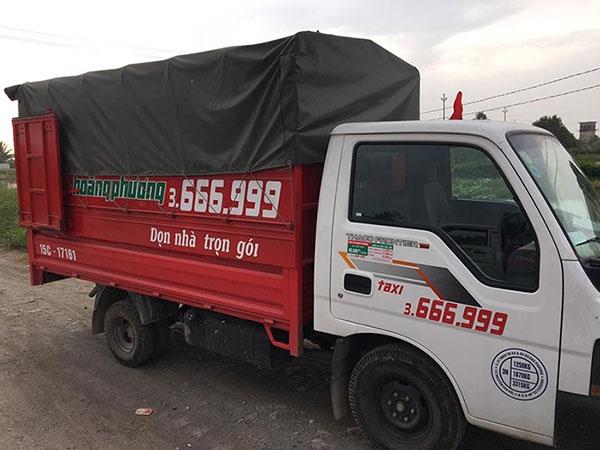 Taxi tải Hoàng Phương - dịch vụ chuyển nhà trọn gói uy tín và chất lượng nhất tại Hải Phòng