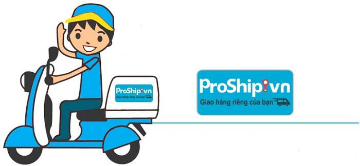 Dịch vụ chuyển phát nhanh Proship