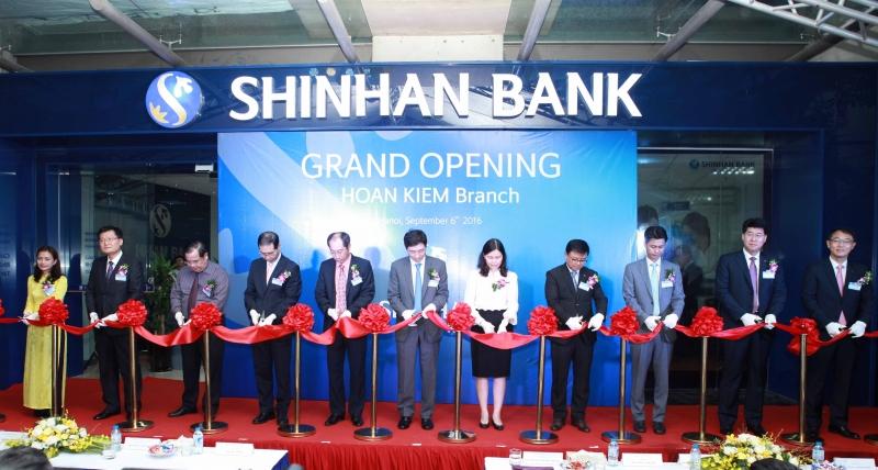 Dịch vụ chuyển tiền quốc tế Shinhan