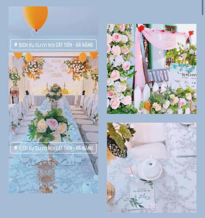 Dịch vụ cưới hỏi Cát Tiên - Đà Nẵng