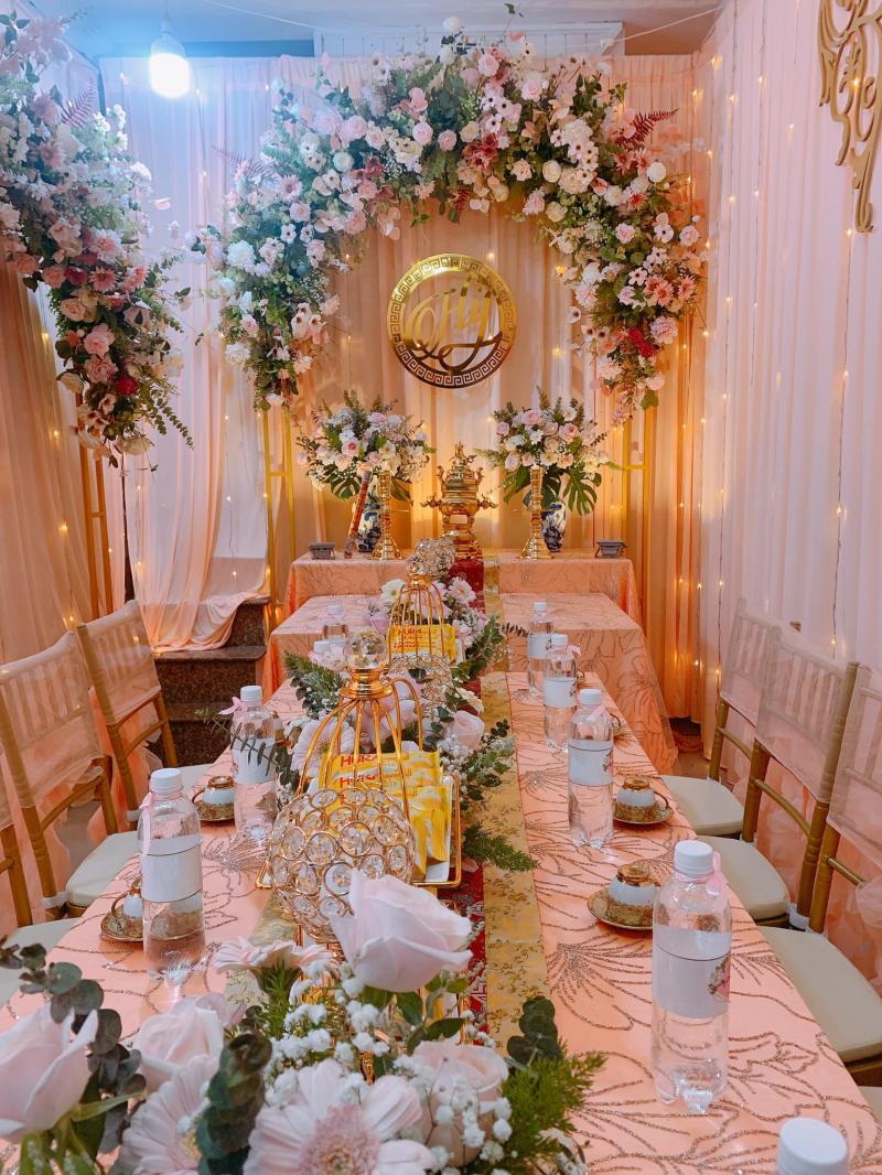 Dịch vụ cưới hỏi Ngọc Trinh