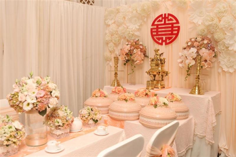 Sài Gòn Event mang đến một dịch vụ trang trí nhà ngày cưới giá rẻ