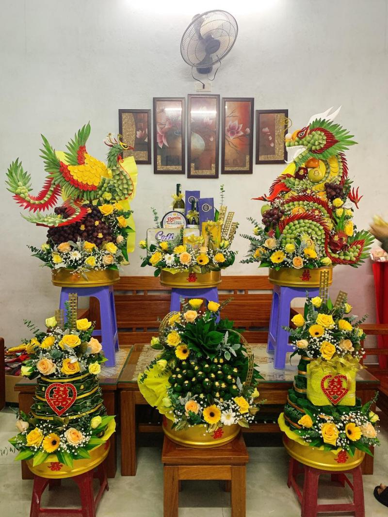 Dịch vụ cưới hỏi trọn gói Châu Nhung - Huế