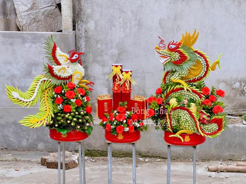 Dịch vụ cưới hỏi trọn gói Đông phan