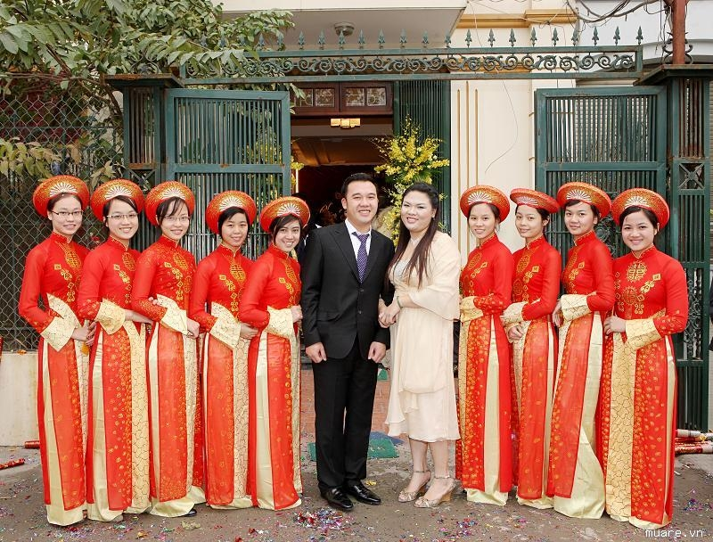 Lại Hằng - dịch vụ cưới hỏi trọn gói tại Hà Nội uy tín và chất lượng nhất
