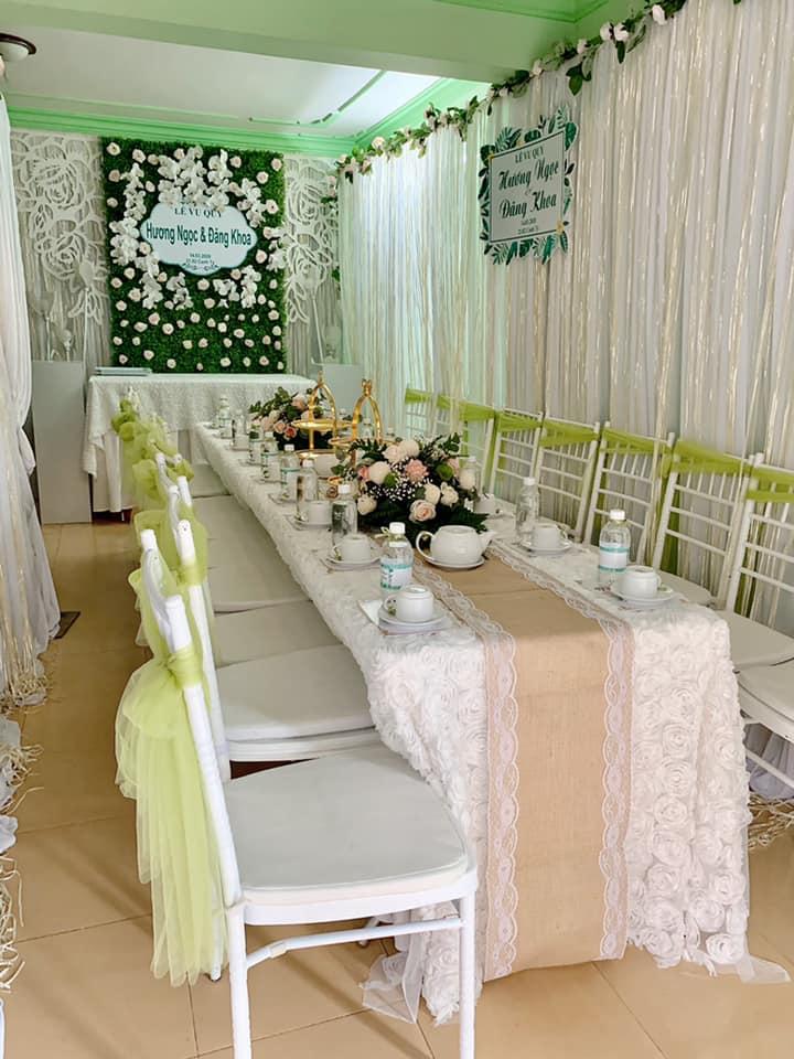Dịch vụ cưới hỏi trọn gói Qua Loan