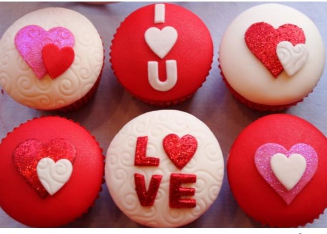 Dạy làm bánh ngọt mùa valentine