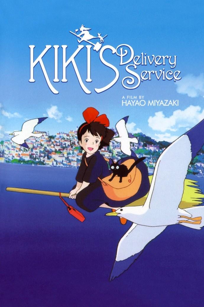 Dịch vụ giao hàng của phù thủy Kiki