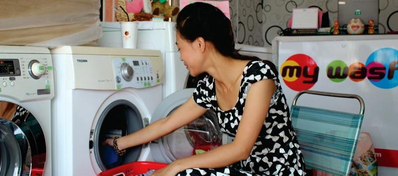 Hệ thống tiệm giặt My Wash