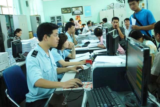 Dịch vụ hải quan Dương Minh