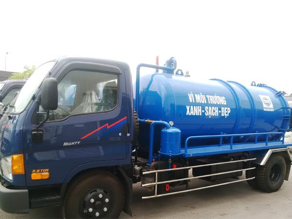 Công ty Hút hầm cầu Huế có đầy đủ các dòng xe chuyên dụng và phụ kiện liên quan.