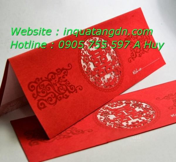 DaNangIn.Vn - dịch vụ in thiệp cưới đẹp giá rẻ nhất tại Đà Nẵng