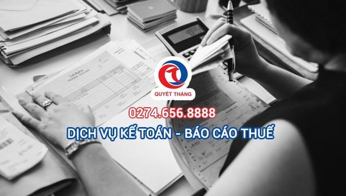 Dịch vụ Kế toán Quyết Thắng