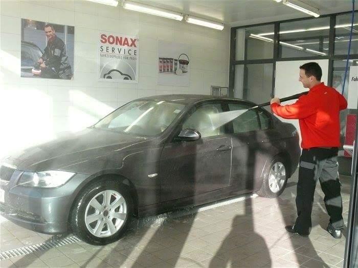 Dịch vụ chăm sóc xe hơi mang lại lợi nhuận cao