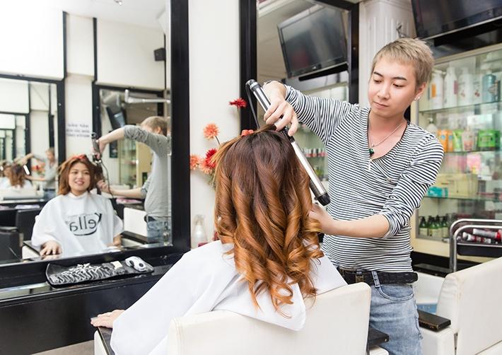 Dịch vụ làm tóc