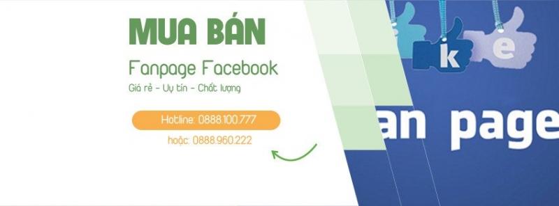 Dịch vụ mua bán fanpage của 31Media