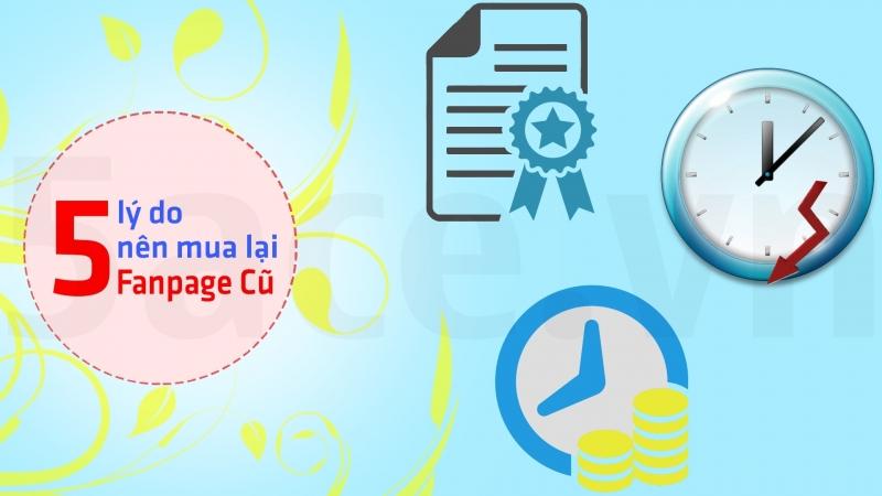 Dịch vụ mua bán fanpage của 5ace.vn
