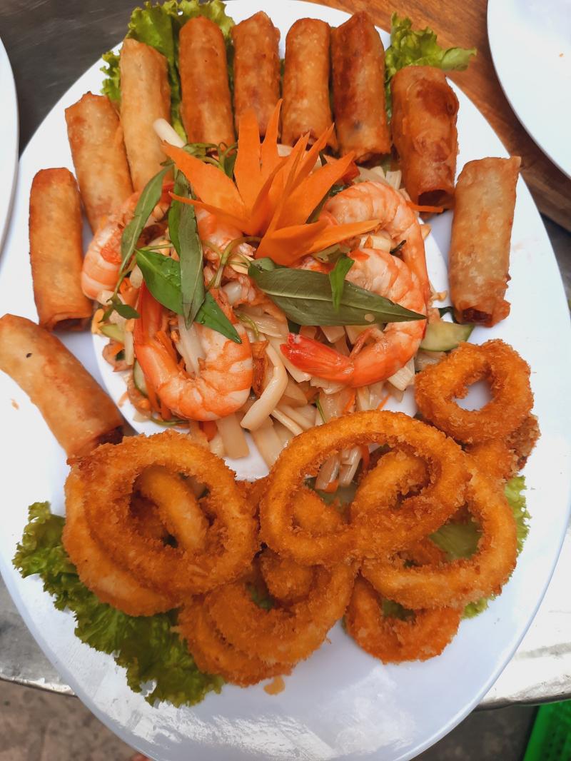 Dịch Vụ Nấu Tiệc SaiGon Cook