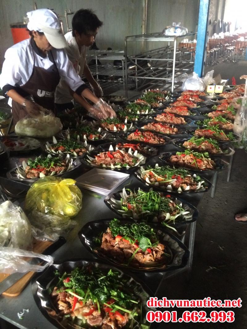 Dịch vụ nấu tiệc tại Đại Phát