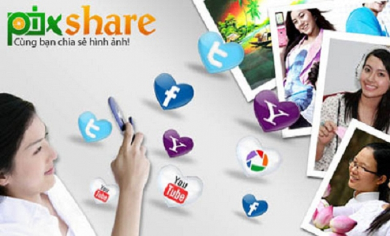 Dịch vụ Pixshare
