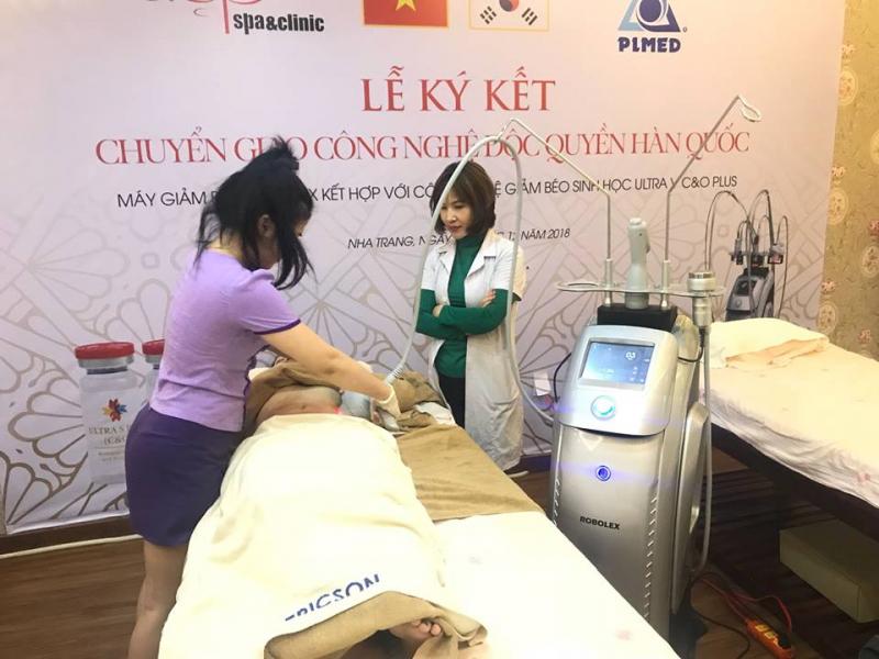 Dịch vụ setup spa của Công ty thiết bị thẩm mỹ Plmed Việt Nam