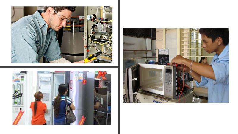 Fix - dịch vụ sửa chữa máy giặt tại nhà ở TPHCM giá rẻ và uy tín nhất