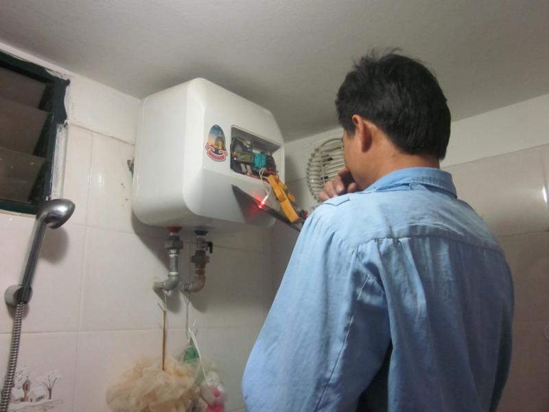 Dịch vụ sửa chữa điện lạnh Thành Tín