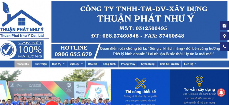 Công ty Thuận Như Ý