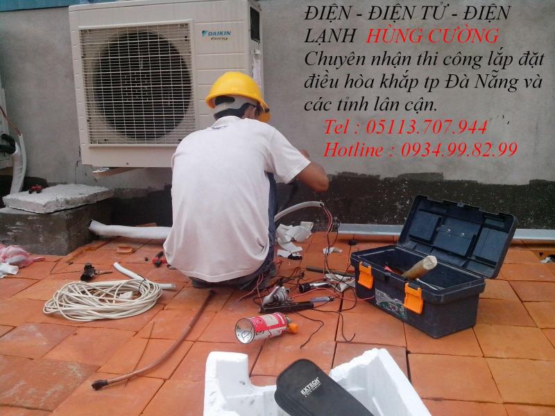 Dịch vụ Sửa Chữa Điện Nước Của Điện Lạnh Hùng Cường Đà Nẵng