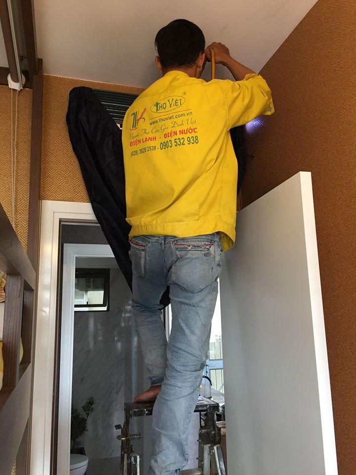 Thợ Việt - dịch vụ sửa chữa điện nước tại nhà tốt nhất TPHCM