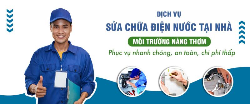 Dịch vụ sửa chữa điện nước tại nhà ở Phú Yên