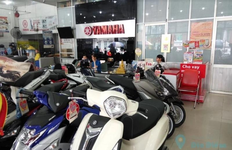 Là một hãng xe uy tín, nay Yamaha còn phát triển dịch vụ cứu hộ xe máy.
