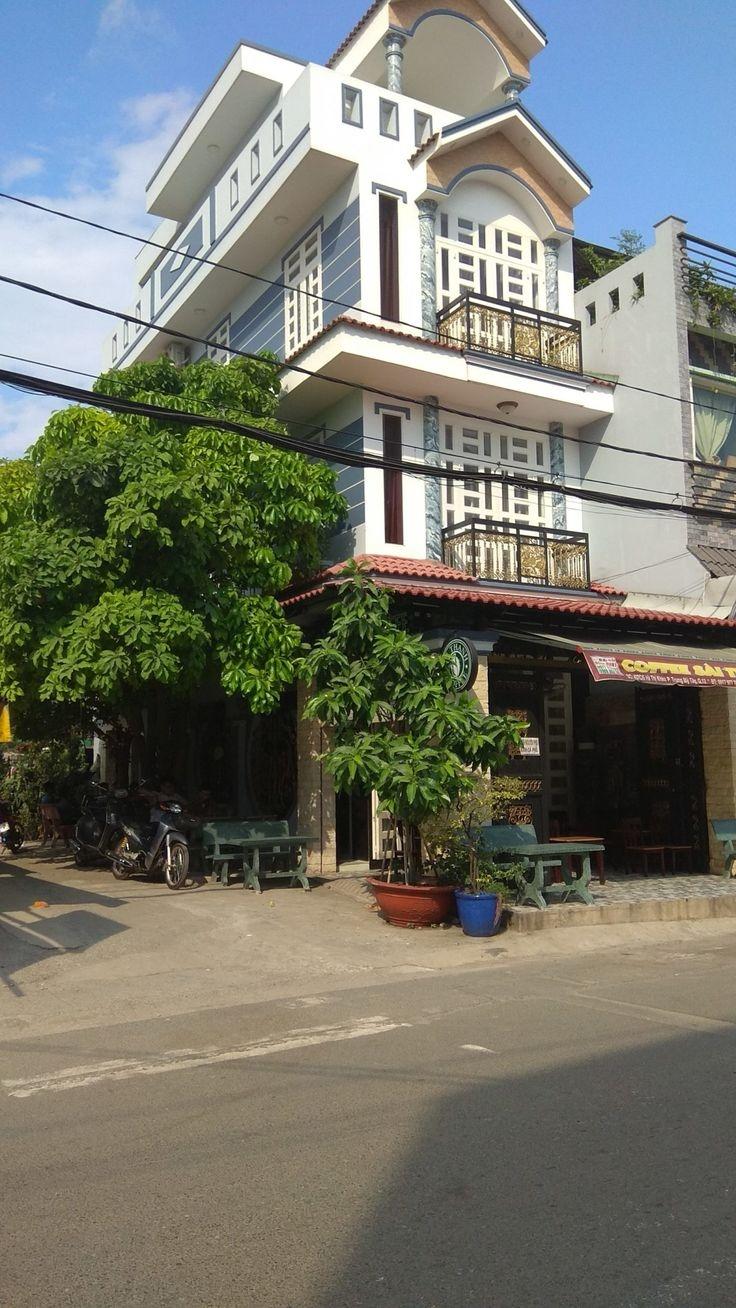 Công trình sau khi sơn sửa hoàn thành của Đại Việt Thịnh