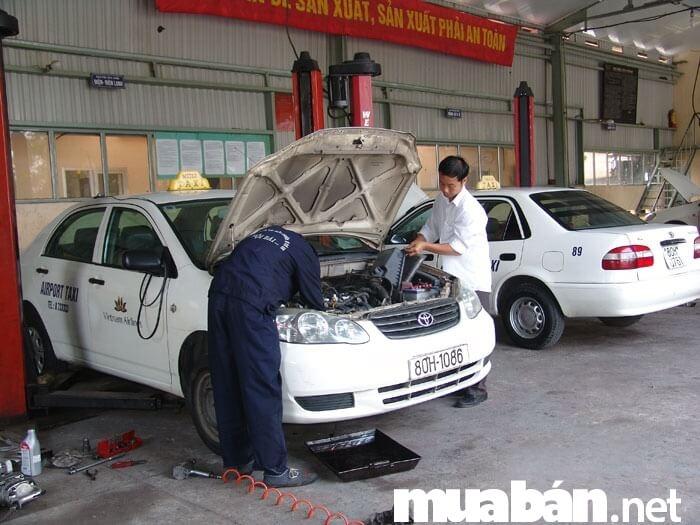 Dịch vụ sửa chữa ô tô Phát Tài