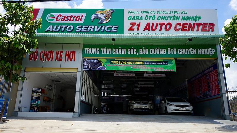Dịch vụ sửa chữa ô tô Z1 Auto Center
