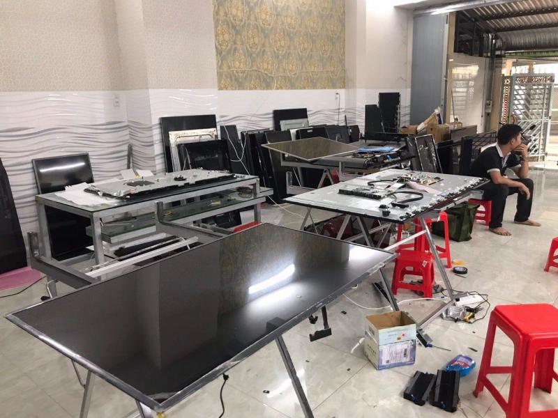 Dịch vụ sửa tivi chuyên nghiệp - Điện Tử HT