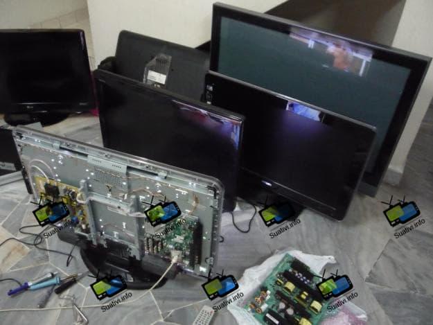 Dịch vụ sửa tivi của công ty điện tử điện lạnh Bách Khoa