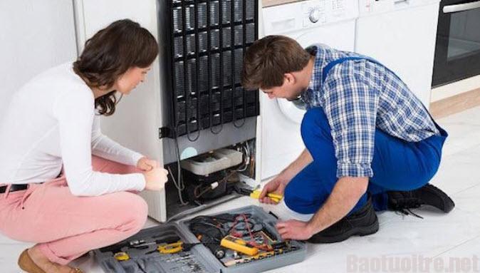 Top 10 dịch vụ sửa tủ lạnh tại nhà uy tín nhất tại Tp HCM