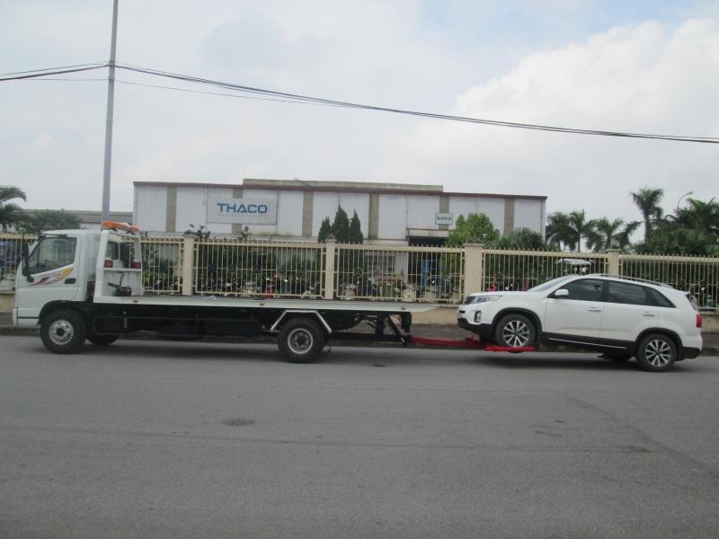 Các xe thường xuyên bảo dưỡng toàn bộ Trung Sơn sẽ được miễn phí cứu hộ khi gặp sự cố.