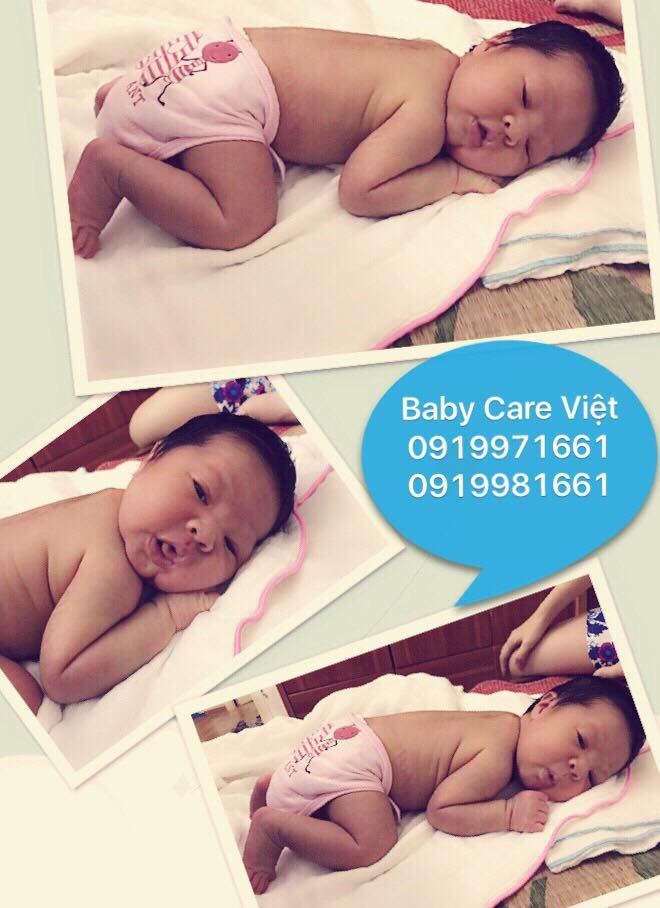 Dịch vụ tắm bé sơ sinh và chăm sóc sau sinh Baby Care Việt
