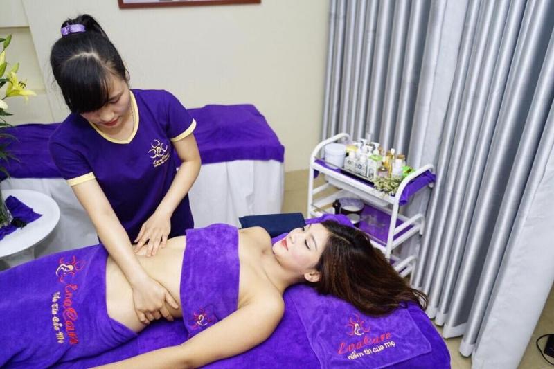 Dịch vụ tắm bé sơ sinh và chăm sóc sau sinh Eva Care