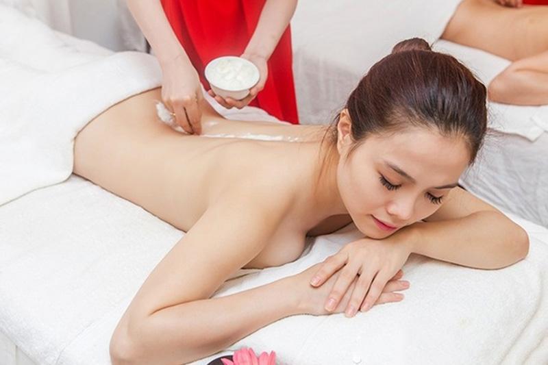 Thẩm mỹ viện Thanh Loan - dịch vụ tắm trắng bằng thảo dược tốt nhất tại Hà Nội