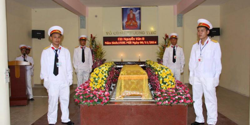 Dịch vụ tang lễ Tân Phước Thọ