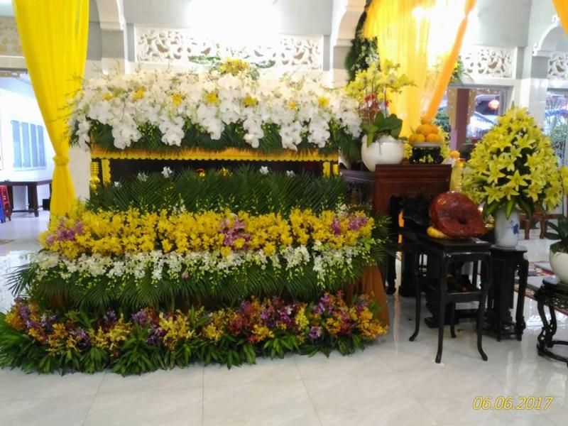 Dịch vụ tang lễ Tân Vạn Phú